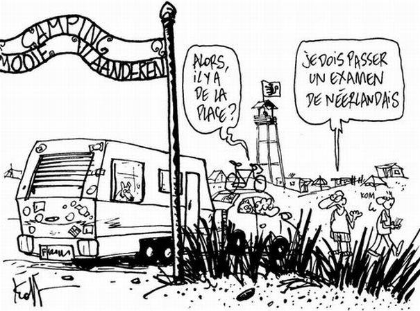 camping belge